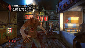 House of the Dead Overkill (Move compatible) screen shot 6