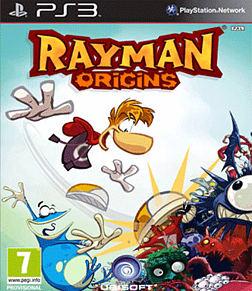 Rayman Origins PlayStation 3