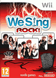 We Sing Rock Wii