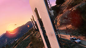 Grand Theft Auto V screen shot 17