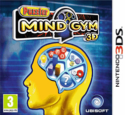 Puzzler Mind Gym 3DS Cover Art