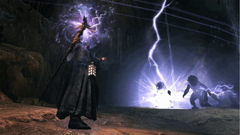 Stider, Mage, Fighter - what class will you choose in Dragon's Dogma on PS3 and Xbox 360