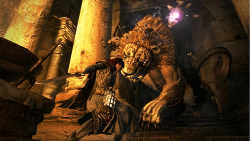 Death and danger abound in Dragon's Dogma at GAME