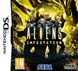 Aliens Infestation DSi and DS Lite