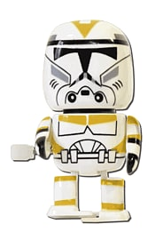Star Wars Wind-Up Clone Trooper Toys and Gadgets
