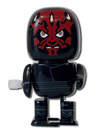 Star Wars Wind-Up Darth Maul Counter Basket