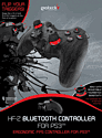 Gioteck HF2 Bluetooth Controller for PlayStation 3 Accessories