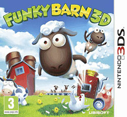 Funky Barn 3DS 3DS Cover Art