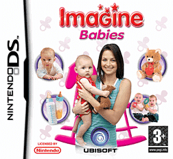 Imagine Babies 3DS Cover Art