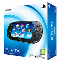PlayStation Vita (WiFi Only Version) PS Vita