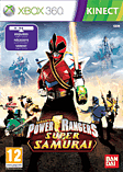 Power Rangers Super Samurai Xbox 360 Kinect