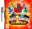 Power Rangers Samurai DSi and DS Lite