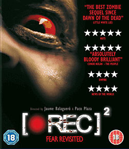 [REC] 2 Blu-ray 