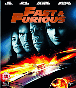 Fast & Furious Blu-ray