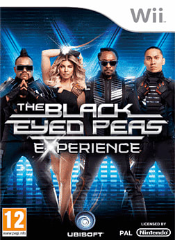 Black Eyed Peas Experience Wii Cover Art