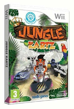 Jungle Kartz Wii