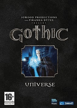 Gothic Universe PC Games Cover Art