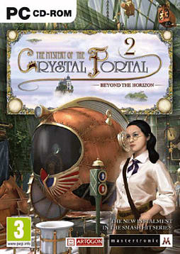 Mystery of the Crystal Portal 2 PC Games Cover Art