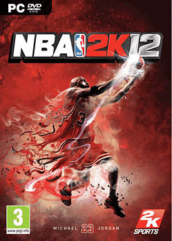 NBA 2K12 PC Games Cover Art