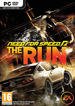 Need for Speed: The Run PC Games Cover Art