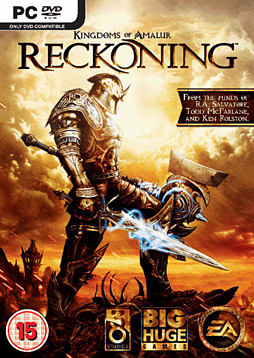 Kingdoms of Amalur: Reckoning PC Games Cover Art