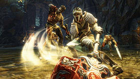 Kingdoms of Amalur: Reckoning screen shot 11