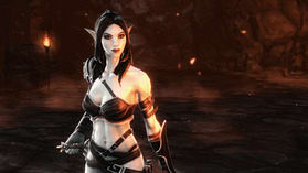 Kingdoms of Amalur: Reckoning screen shot 1