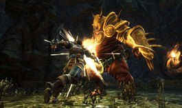 Kingdoms of Amalur: Reckoning screen shot 4