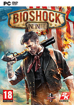 BioShock Infinite PC Games Cover Art