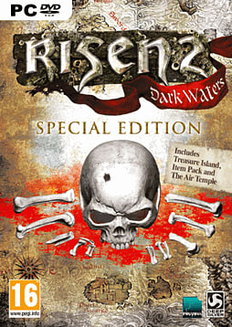 Risen 2: Dark Waters Special Edition PC Games Cover Art
