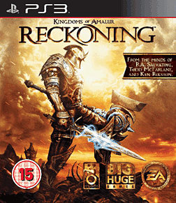 Kingdoms of Amalur: Reckoning PlayStation 3 Cover Art