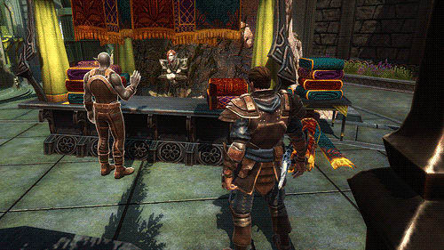 The Destiny System lets you choose your path in Kingdoms of Amalur: Reckoning on Xbox 360, PS3 and PC