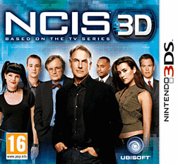 NCIS 3DS Cover Art