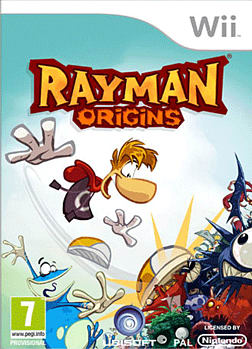 Rayman Origins on the Nintendo Wii