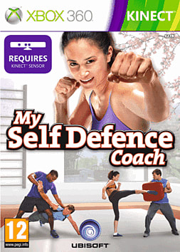 My Self Defence Coach Xbox 360 Kinect Cover Art