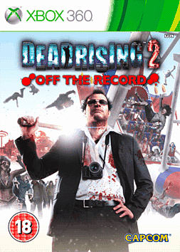 Dead Rising 2: Off the Record Xbox 360 Cover Art