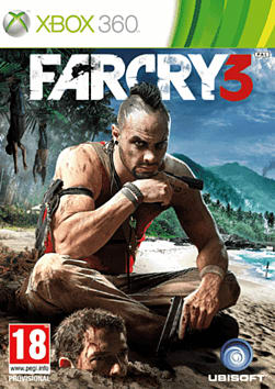 Far Cry 3 Xbox 360 Cover Art