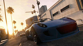 X360 GRAND THEFT AUTO V screen shot 9