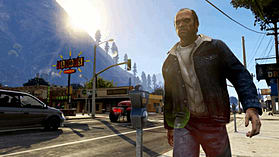 Grand Theft Auto V screen shot 11