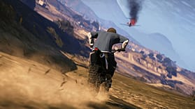 X360 GRAND THEFT AUTO V screen shot 11