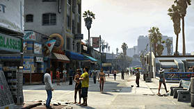 X360 GRAND THEFT AUTO V screen shot 4