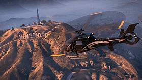 X360 GRAND THEFT AUTO V screen shot 5