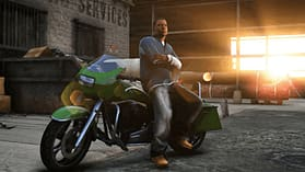 X360 GRAND THEFT AUTO V screen shot 7