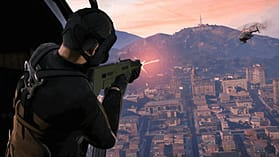 X360 GRAND THEFT AUTO V screen shot 8
