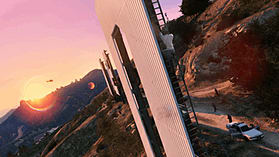 X360 GRAND THEFT AUTO V screen shot 24