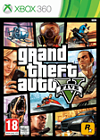 Grand Theft Auto V Xbox 360