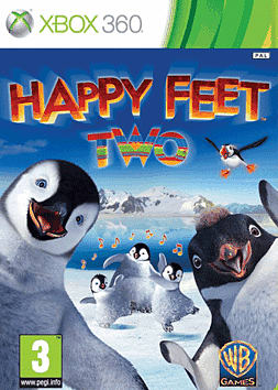 Happy Feet 2 Xbox 360 Cover Art