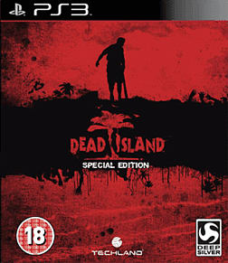Dead Island Special Edition Playstation 3 Cover Art