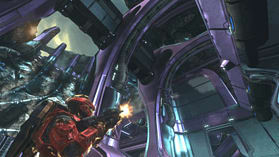 Halo: Combat Evolved Anniversary screen shot 1