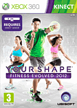 Your Shape Evolved Fitness 2 Xbox 360 Kinect